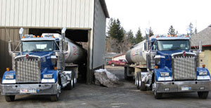 Reliable Bulk Fuel Delivery