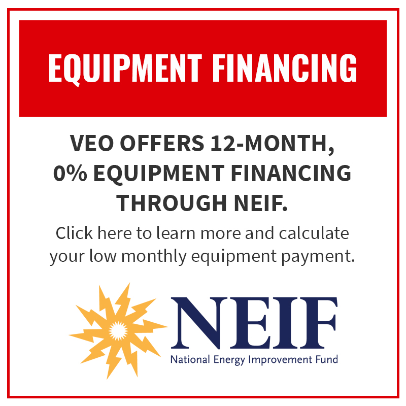 Equipment financing through NEIF